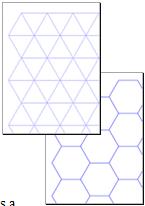 hexagonalruledpaper